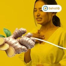Bahaya jahe untuk asam lambung biasanya akan muncul ketika rempah ini dikonsumsi secara berlebihan
