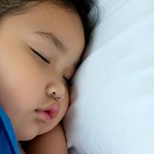 Bayi tidur ngorok sebenarnya hal yang normal