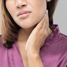 Benjolan di leher sakit bila ditekan dapat terjadi karena banyak hal