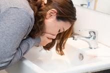 Kehamilan bisa menjadi salah satu penyebab perut mual dan tidak nafsu makan.