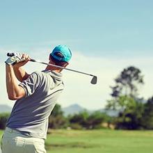 Olahraga golf memiliki manfaat kesehatan yang baik bagi tubuh