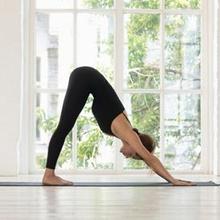 pose yoga downward dog