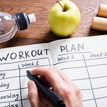 jadwal latihan gym