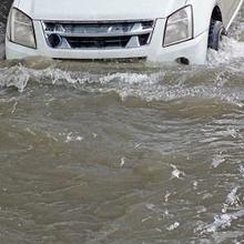 Cara mencegah banjir salah satunya dengan membuat lebih banyak area serapan air
