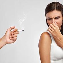 Bau rokok dapat mengganggu Anda dan orang lain
