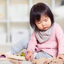 Ciri-ciri anak pintar umumnya sudah dapat terlihat sejak balita