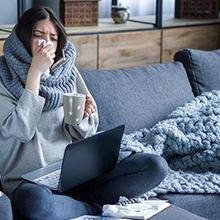 Cuti sakit saat work from home kerap memicu kecemasan bagi para pekerja