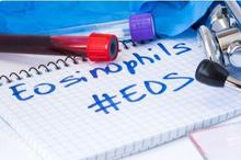 Eosinofil rendah saat tes darah