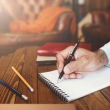 Grafologi adalah ilmu membaca karakter lewat tulisan tangan