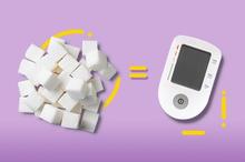 Gula dituding sebagai penyebab diabetes, maka penderitanya tidak boleh mengonsumsi gula.