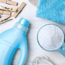 bahan kimia berbahaya bisa ditemukan di cairan pembersih atau deterjen