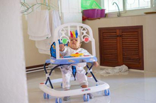 IDAI tidak merekomendasikan penggunaan baby walker sebagai alat bantu jalan bayi