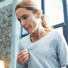 Hot flashes pada menopause