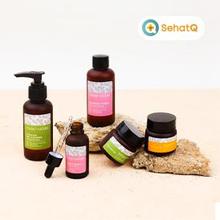 Salah satu produk skincare aman dan alami I Trust Nature adalah licorice serum dan toner