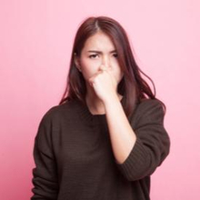 Ingus bau bisa muncul akibat polip hidung