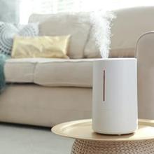Air ionizer di dalam rumah