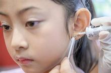 TIndik telinga oleh ahlinya mengurangi risiko luka bernanah