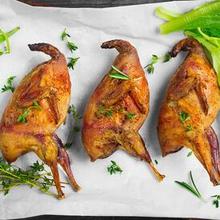 Daging burung dara mudah ditemukan di tempat makan