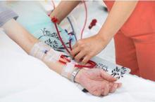 Cuci darah adalah prosedur yang dilakukan untuk membuang limbah berbahaya dalam tubuh