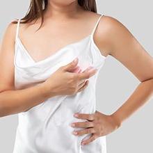 Gejala kanker payudara stadium awal dapat berupa benjolan di payudara