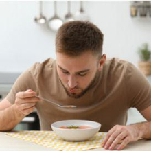 Kenapa makanan panas tidak boleh ditiup karena bisa mengganggu keseimbangan asam tubuh