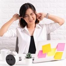Telinga berdenyut disebut juga sebagai pulsatile tinnitus