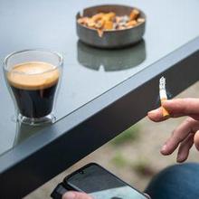 Kopi dan rokok membawa dampak buruk bagi jantung