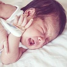 Leukosit tinggi pada bayi menandakan gangguan kesehatan yang beragam