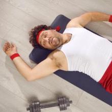 Kebiasaan tidur setelah olahraga