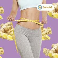 Manfaat jahe untuk diet berasal dari kandungan senyawa gingerol dan shogaol