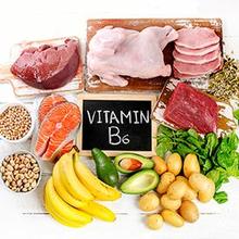Jenis makanan yang mengandung vitamin B6