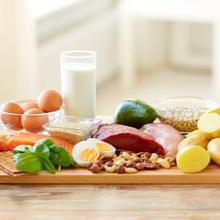 Nutrisi seimbang dapat diperoleh melalui sayur dan buah