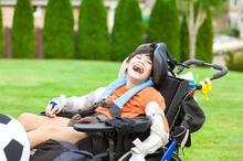 Salah satu bentuk dari tunadaksa adalah cerebral palsy