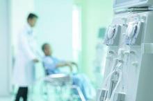 Cuci darah atau dialisis adalah prosedur untuk menyingkirkan zat limbah di tubuh pada penderita gagal ginjal