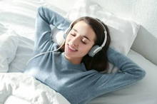 Musik pengantar tidur agar lebih rileks