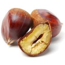 Chestnut atau kacang kastanye cenderung rendah lemak dan kalori
