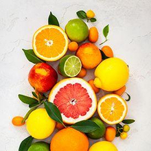 Limonene adalah senyawa yang terkandung dalam kulit buah sitrus seperti lemon dan jeruk
