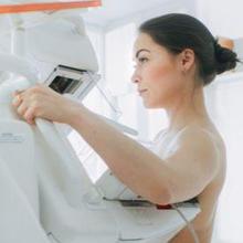Mammografi adalah pemeriksaan untuk mendeteksi kanker payudara maupun kelainan lainnya