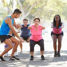 Olahraga boot camp training