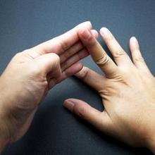 olahraga senam jari