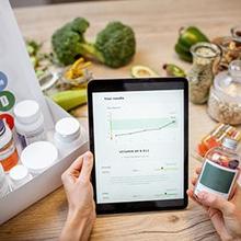 Penilaian status gizi dapat dilakukan dengan survei konsumsi makanan