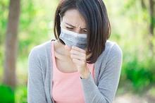 Pasien TB paru aktif perlu senantiasa mengenakan masker agar tidak menulari orang lain