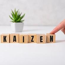 Metode kaizen bisa digunakan dalam berbagai aspek, termasuk dalam menurunkan berat badan