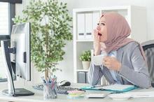 Beberapa cara yang dapat dilakukan untuk mengatasi ngantuk di kantor