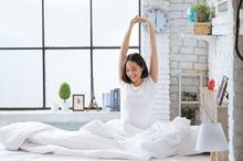 Manfaat bangun pagi untuk kesehatan salah satunya adalah dapat membantu menjaga berat badan