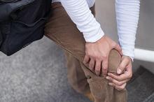 Nyeri sendi lutut disebabkan karena terlalu aktif bergerak atau aktivitas yang berlebihan