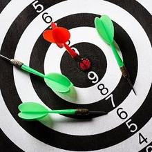 Olahraga panahan membutuhkan peralatan berupa target dan anak panah