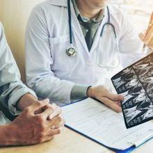 Onkologi adalah ilmu yang mendalami kanker dan dokter spesialisnya disebut sebagai dokter onkologi atau onkolog