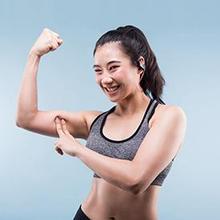 Otot bisep dan otot lengan bawah bekerja dengan cara berlawanan