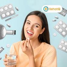 cara dan panduan minum obat